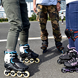 インラインスケートを練習したい!初心者に最適なオフ会を体験してきた